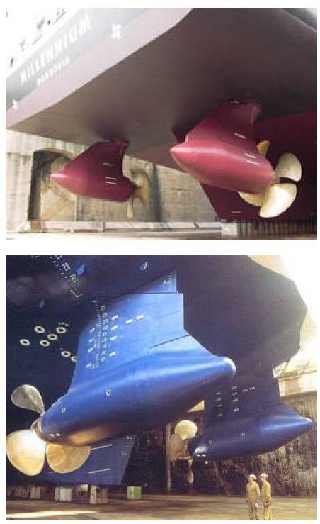 azzimut podded propulsion